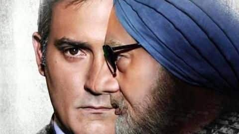 Case filed against Anupam Kher's 'The Accidental Prime Minister'
