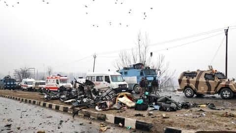 Before Pulwama, Intel warned of Syria-styled attack in J&K