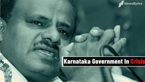 Karnataka: 11 Congress-JD(S) MLAs tender resignations, coalition in crisis
