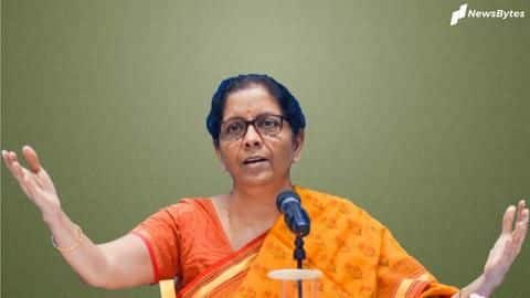 Nirmala Sitharaman announces special funding window for unfinished housing projects