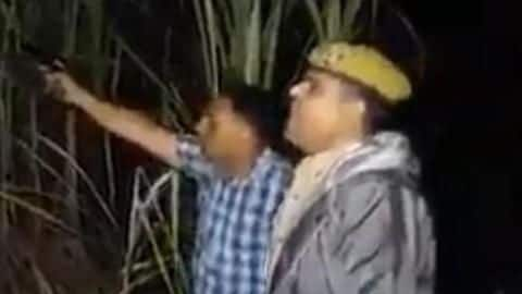 UP: Cop, who shouted 'thain thain' to scare criminals, injured