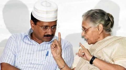 On teaming-up with AAP, Sheila Dikshit says nothing's final yet