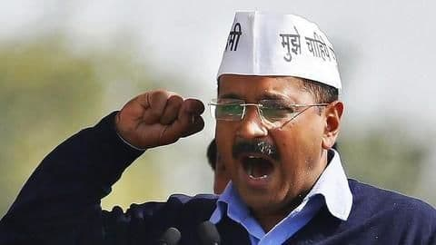 Now, Kejriwal announces free rides for women in DTC buses