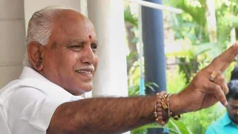 Karnataka: Finally, Yediyurappa expands his Cabinet, 17 MLAs take oath