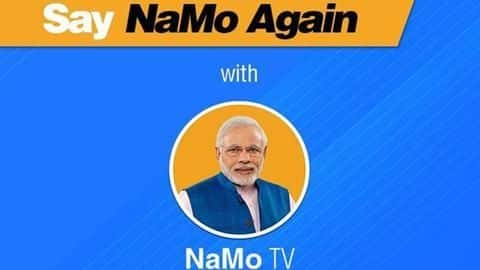 NaMo TV can't air political content without approval, rules EC