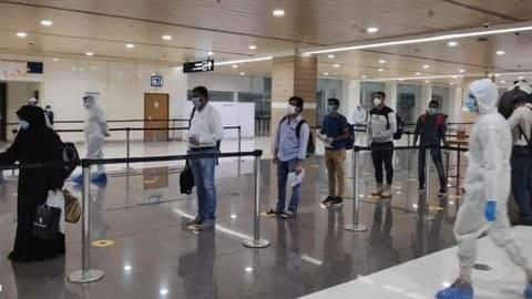 Operation to bring Indians home starts; flights land in Kerala
