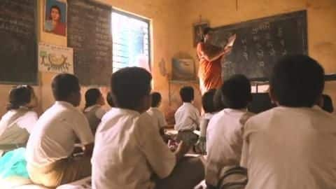 25% Class-4 students in rural India can't read Class-2 books