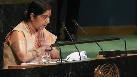 #RIPSushmaSwaraj: BJP leader to be cremated with full state honors