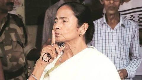 BJP mixing religion and politics with 'Jai Shri Ram': Mamata