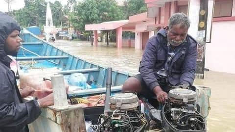 Kerala man loses Gulf-job for insensitive comment on flood victims