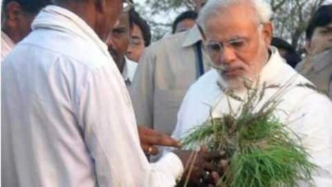 Farmer, earns Rs. 1,064 by selling onions, gives to Modi
