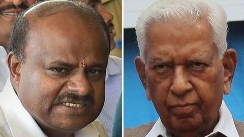 #KarnatakaFloorTest: Governor asks Kumaraswamy to prove majority by 1:30pm