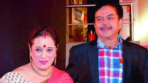 Poonam Sinha is richer than husband Shatrughan, their assets reveal