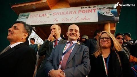 After Kashmir trip, EU delegation says we support India