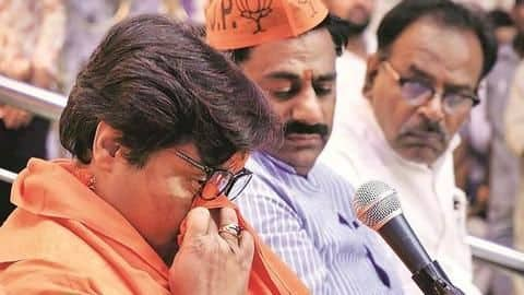 Rights panel didn't find evidence of Pragya's claims about torture