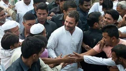 Rahul's next political step: Yatra to highlight government's economic failures