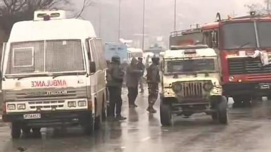 J&K: 40 CRPF personnel killed in Pulwama