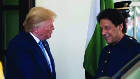 Kashmir dispute can't be solved bilaterally: Imran after meeting Trump