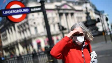 Britain to ease quarantine rules for travelers from 50+ countries