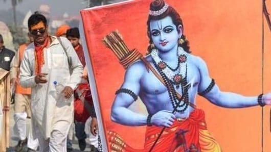 Push for Ram Mandir, VHP organizes another rally