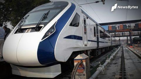 After Chinese-firm expressed interest, tender for Vande Bharat trains canceled
