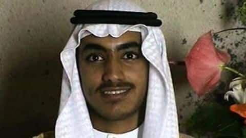 Osama bin Laden's son Hamza is dead, say US officials