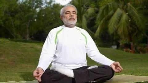 #HumFitTohIndiaFit: To PM Modi's fitness challenge, Kumaraswamy has indifferent response