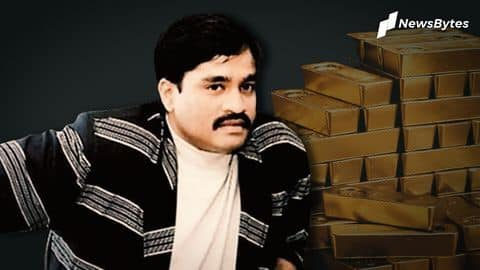 NIA suspects Dawood Ibrahim link in Kerala gold smuggling case