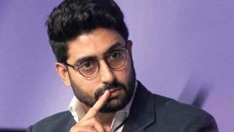Troll questions Abhishek Bachchan's 'easy' life, gets a dignified reply