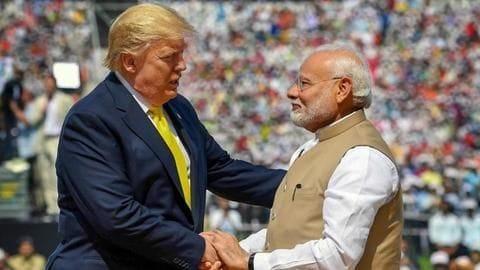 US will send ventilators to India, announces President Donald Trump