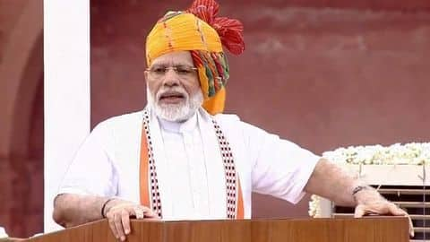 Environment, population control and more: Decoding PM Modi's I-Day speech