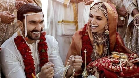 #DeepVeerKiShaadi: Finally the pictures are out, and they are dreamy