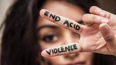 Suspecting extra-marital affair, man throws acid on wife, stabs her