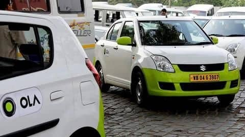 Government wants Ola, Uber to make rides safer