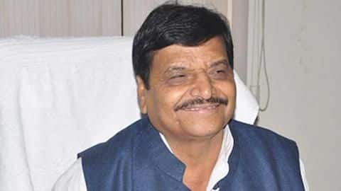 Mayawati's vacated bungalow is now Shivpal Yadav's, courtesy Adityanath government