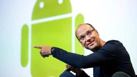 Google shielded 'Father of Android' Andy Rubin after sexual-harassment allegations