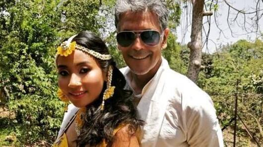 Milind Soman, Ankita Konwar expected to marry today