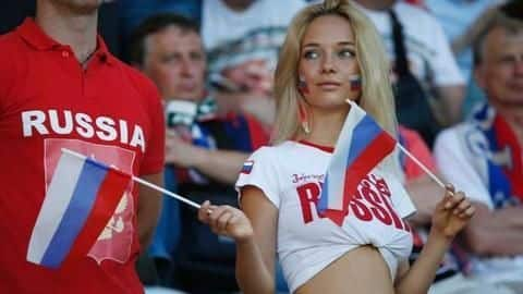 Russian women 'advised' to not sleep with footballers
