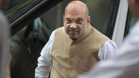 Kashmir: Amit Shah proposes to remove Article 370