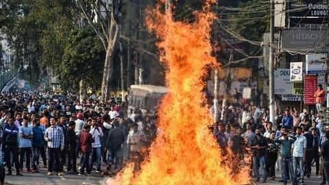 Citizenship (Amendment) Bill protests: Curfew in Assam, Army on standby
