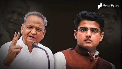 Rajasthan: Ties mended with Congress, Sachin Pilot bound for Jaipur