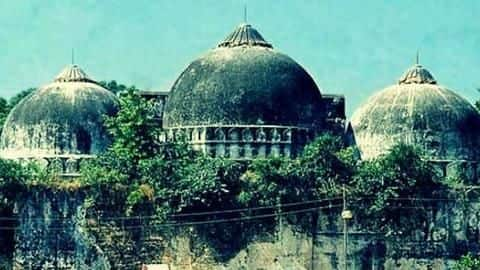 #AyodhyaCase: SC hearing on January 10 on constitution of bench