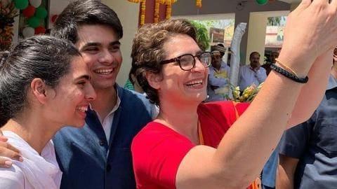 Priyanka v/s Modi in Varanasi? Congress keeps up with suspense