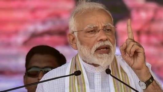 Modi, Shah donate Rs. 1,000 to BJP fund