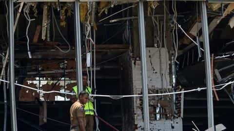 Eighth blast reported in Sri Lanka, toll reaches 160