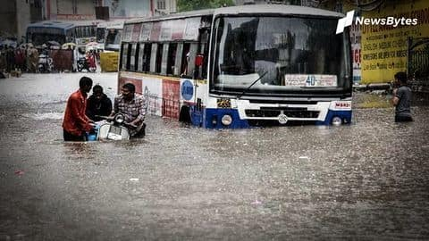 Hyderabad Rains: Telangana govt announces holiday till Thursday; university exams postponed