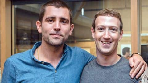 Mark Zuckerberg's close aide Chris Cox is leaving Facebook