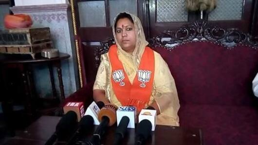 BJP candidate's promise on child marriage sparks row