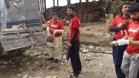 Pakistan: Explosion in Quetta kills 16, including two children