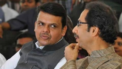 Maharashtra government formation in limbo as Sena, BJP's showdown continues